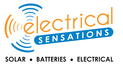ES Solar Batteries Electrical Transparent Logo.