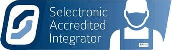 Selectronics Accredited Integrator.
