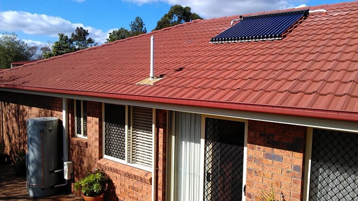 Solar Hot Water Systems.