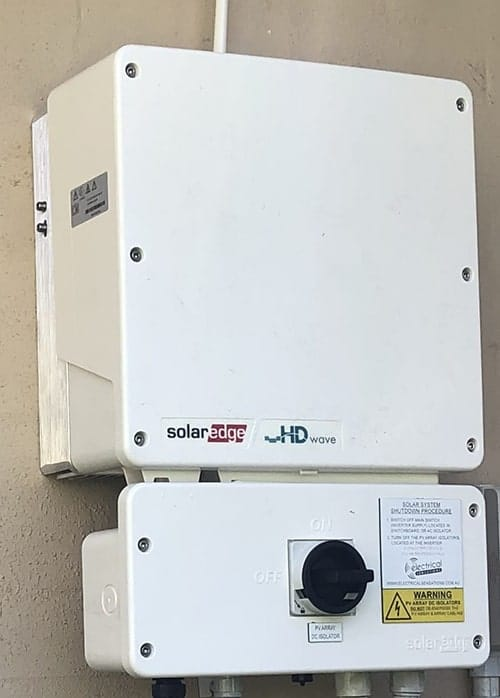 SolarEdge HD Wave.