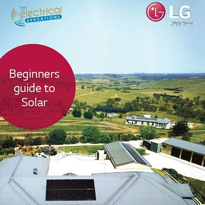 A FREE Beginners Guide to Solar Power