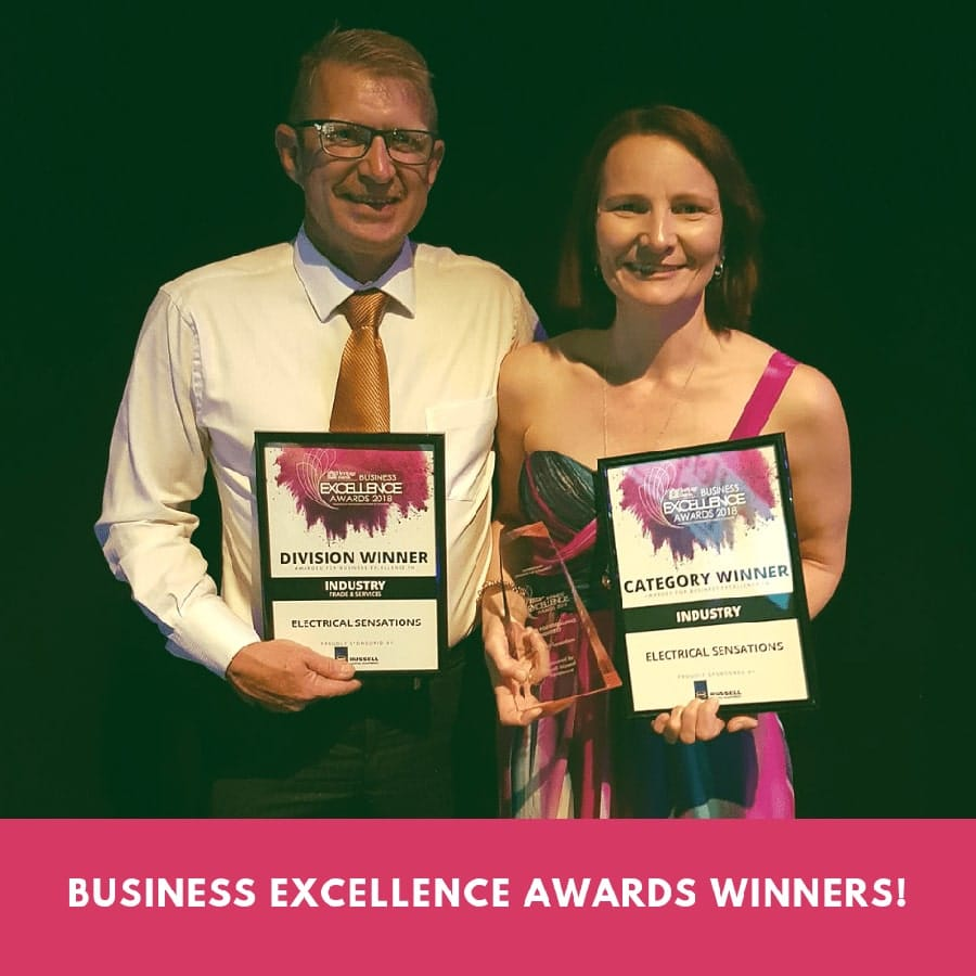 Business Excellence Awards Winners.