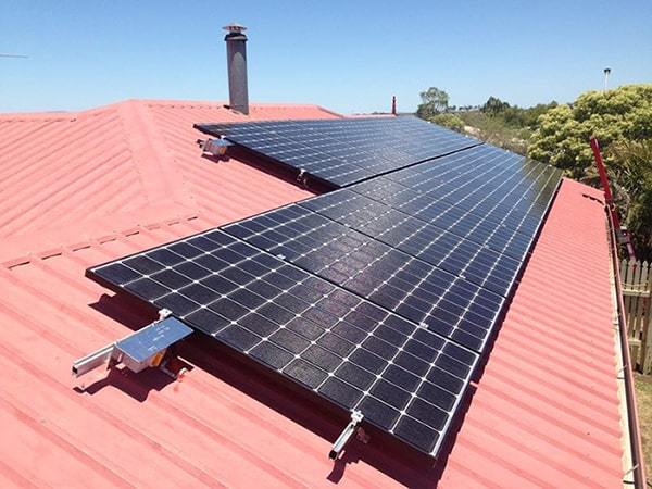 Solar Panels Installed in Towoomba.