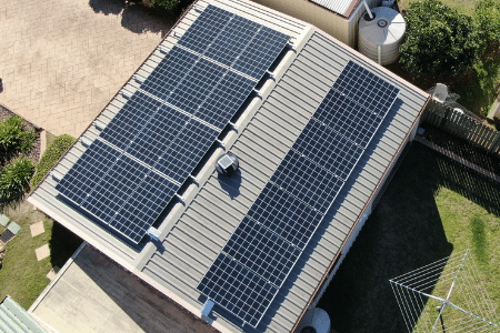 6.65 kW LG Solar Power System by Electrical Sensations - Toowoomba QLD