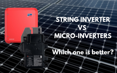 String Inverters vs. Micro-Inverters: Which one is better?