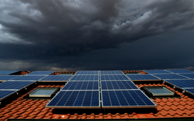 Solar systems during a storm: What you need to know