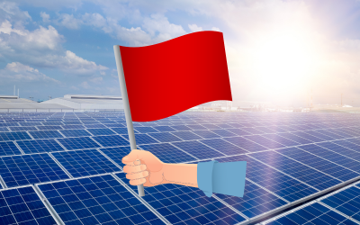 Dodgy Solar Installers | 7 Red Flags To Look Out For